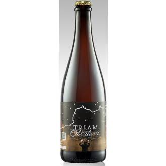 CERVEZA TRIAM XIV OBERTURA. 75cl