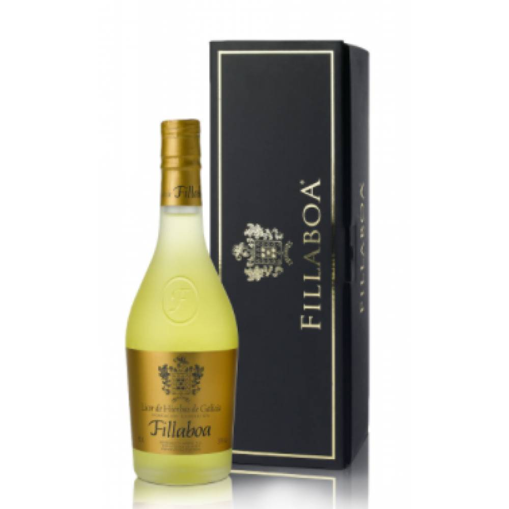 LICOR DE HIERBAS FILLABOA 50cl