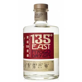 135º EAST HYOGO DRY JASPANESE GIN 42º